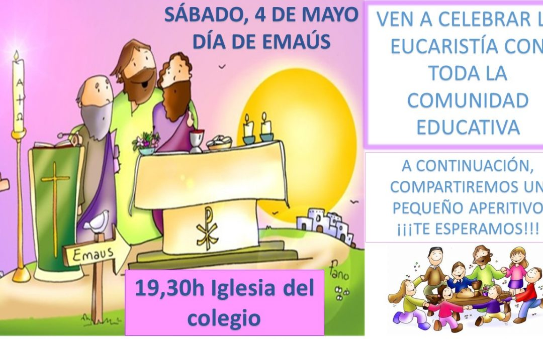 CELEBRACIÓN DÍA DE EMAUS