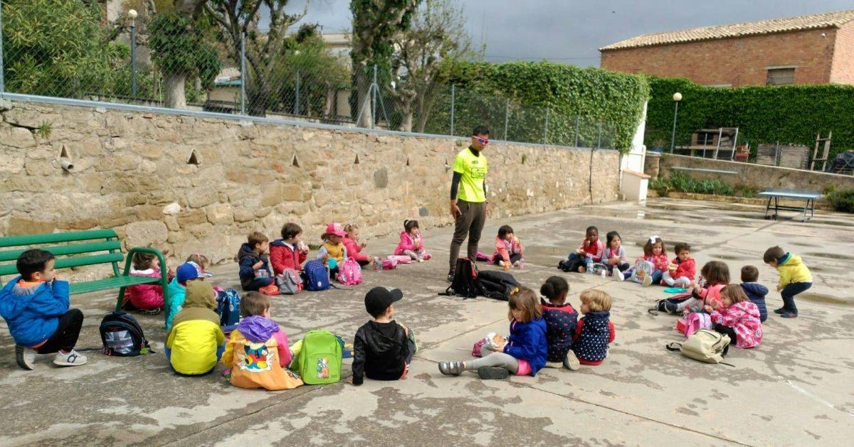 Convivencia En Peralta De La Sal Alumnos Ei Colegio Escolapios