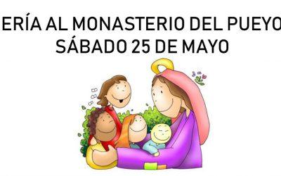ROMERÍA AL MONASTERIO DEL PUEYO