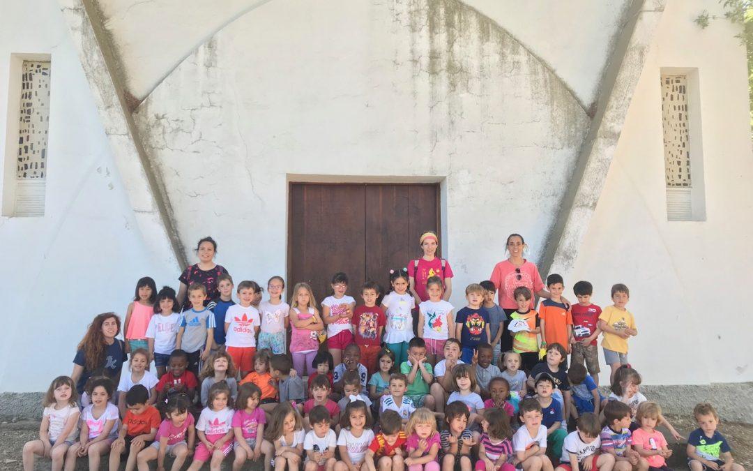 ROMERÍA A LA ERMITA DE SAN RAMÓN DE LOS ALUMNOS DE INFANTIL