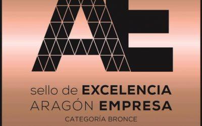SELLO DE EXCELENCIA CATEGORÍA BRONCE