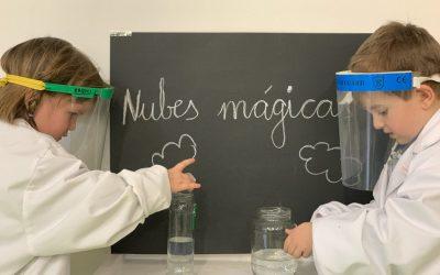 VIERNES CIENTÍFICOS EN EDUCACIÓN INFANTIL